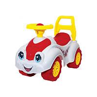 Машинка для катания, толокар, белый ТМ Технок Технок 3503,игрушка