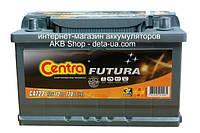 Аккумулятор CENTRA™ Futura 72А/ч R+ арт.СА 722
