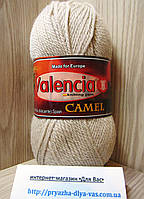 100% верблюжья шерсть (100г/ 174м) Valencia Camel F537