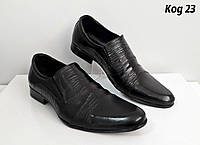 Классические туфли из натур кожи №23, фото 1