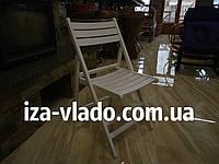 Стул складной деревянный для кухни