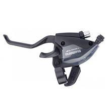 Тормозная ручка/шифтер Shimano Tourney ST-EF51 левая 3-х скоростная