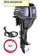 Мотор для лодок и катеров   Parsun F25FWS  (25 л.с. короткий дейдвуд, винт 11`, стартер, цифровое зажигание)