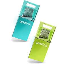 OTG/USB флеш AddLink T50 8GB (салатовый)