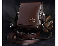 Мужская сумка, борсетка, Кенгуру. Супер качество. Убедись сам!
