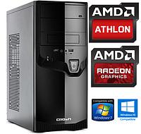 Компьютер AMD Athlon 2x3.2Ghz/ 2Гб DDR3/ HD-видео/ 250Гб HDD