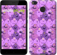 "Чехол на Xiaomi Redmi 4X Принцесса Пупырка. Adventure Time. Lumpy Space Princess v3 ""1228c-778-9697"""