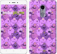 "Чехол на Xiaomi Redmi Note 4 Принцесса Пупырка. Adventure Time. Lumpy Space Princess v3 ""1228c-352-9697"""