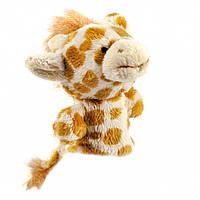 Кукла Goki для пальчикового театра Жираф (15418G-6)