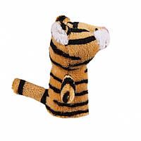 Кукла Goki для пальчикового театра Тигр (15418G-1)