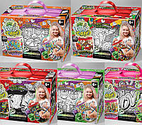 Косметичка-раскраска, DankO toys
