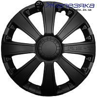 Автомобильные колпаки на колеса ФОРСАЖ R13 RS-T BLACK