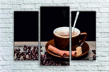 """Модульна картина"""" Кава арома"""""""