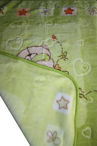 """""""Мишка"""" пледик для детей , фото 2"""
