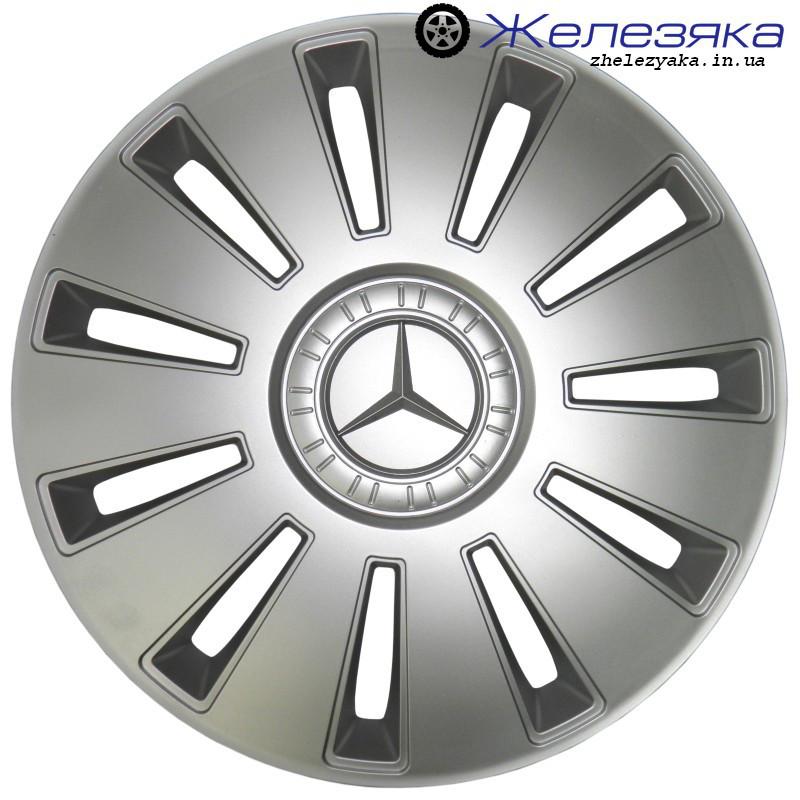 Колпаки на колеса R15 ФОРСАЖ REX Mercedes