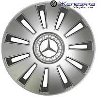 Автомобильные колпаки на колеса ФОРСАЖ R15 REX Mercedes