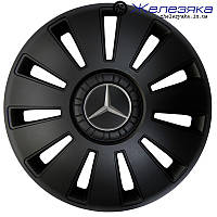Ковпаки R15 ФОРСАЖ REX Mercedes BLACK