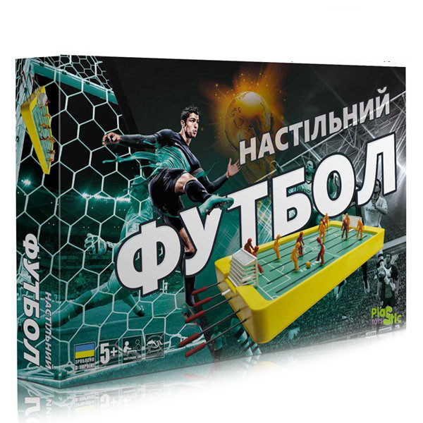 Настольная игра Футбол на рычагах