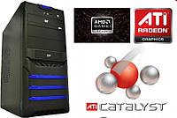 Компьютер AMD Athlon 2x3.2Ghz/ 4Гб DDR3/ HD-видео/ 250Гб HDD