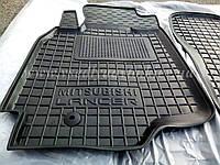 Водительский коврик для MITSUBISHI Lancer 9 с 2003 г. (Автогум AVTO-GUMM)