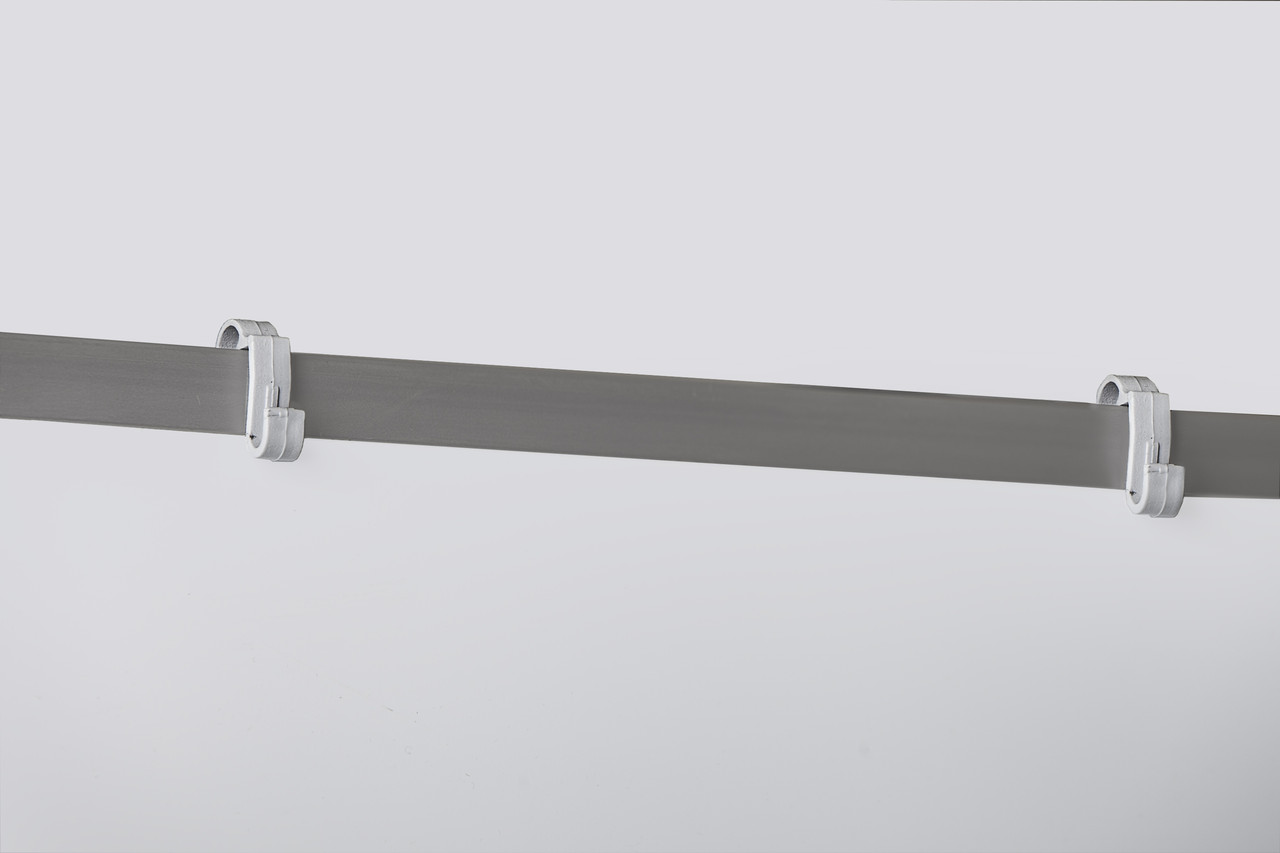 UB100x225Wk Доска магнитно - маркерная в алюминиевой раме в клетку (10 3