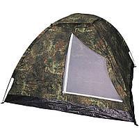 Палатка трехместная Monodom flecktarn, фото 1