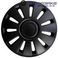 Автомобильные колпаки на колеса ФОРСАЖ R14 REX BLACK