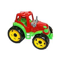 """Игрушка """"Трактор Технок"""" арт, 3800 размер 24 х 15 х 15 см, детская машинка, игрушка для мальчиков"""