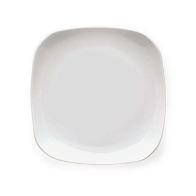 Тарелка квадратная (248x248 мм.)