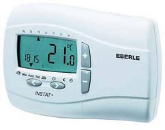 Комнатный регулятор температуры EBERLE RTR-E 6163 (Германия)