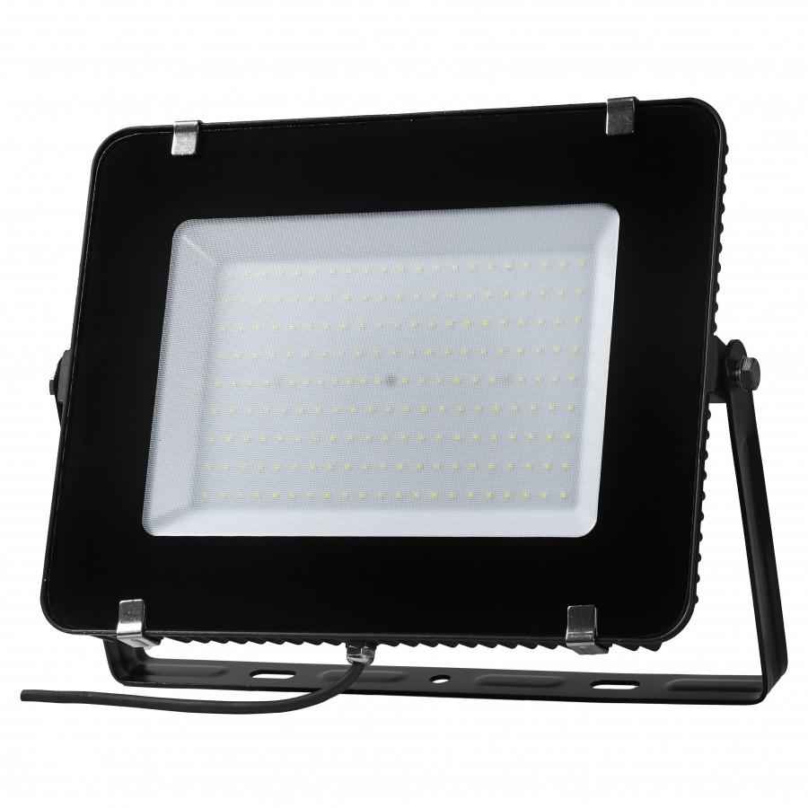Светодиодный LED прожектор 100 Вт 6500К 8 000 Lm IP65 DELUX
