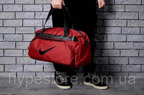 007fd37da41f Сумка спортивная, для дороги Nike, найк (красный + черный логотип), Реплика:  продажа, цена в Кировоградской области. спортивные сумки от