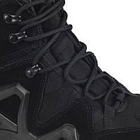 Шнурки M-TAC c пропиткой (черный)