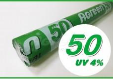 Агроволокно Спанбонд Agreen 50 Гр/М 1,6 Ширина 100М