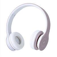 Гарнитура (наушники с микрофоном) беспроводная Gemix BH-07 Rose gold, Bluetooth v3.0+HS