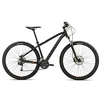 Велосипед Orbea MX 27 40 L Black-orange 2017 (G202MM_L)