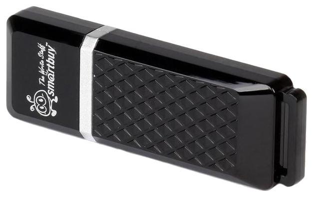 Флешка Smartbuy 32GB Quartz series Black