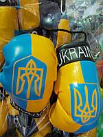 "Брелок ""Боксёрская перчатка Украина"""