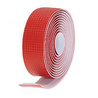 Обмотка (Карбон) для руля велосипеда, Красный