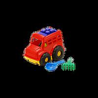 Автобус Бусик №1 арт. 0084, детская машинка, игрушечная машинка