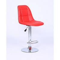 Комфортный и мягкий стул Хокер HC-1801W Красный