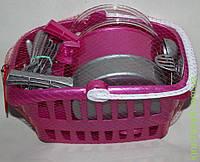 Набор посуды в корзинке Кристинка №2 ORioN