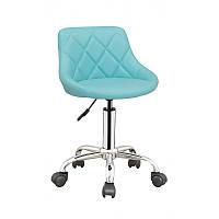 Кресло для салона красоты HC1054K  бирюзовый