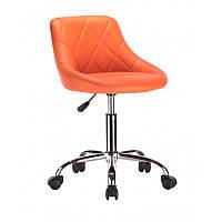 Кресло для салона красоты HC1054K  оранжевый