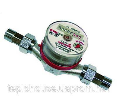 Счетчики воды (водомеры), счетчики газа