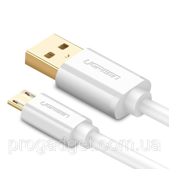 UGREEN type-C data cable 2 м кабель USB-Micro USB - тот случай, когда длина имеет значение!