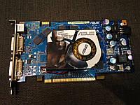 ВИДЕОКАРТА Pci-E GEFORCE 7900 GT на 256 MB 256 BIT с ГАРАНТИЕЙ ( видеоадаптер  7900gt 256mb  )