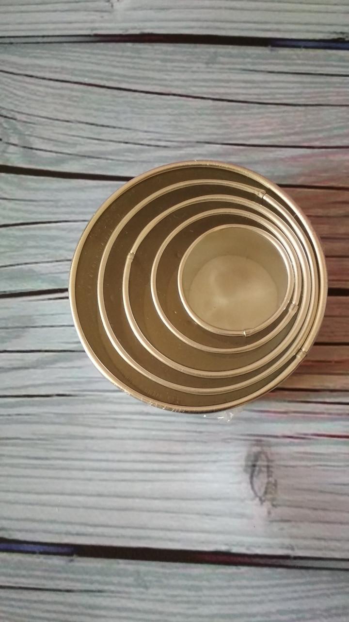 Набор колец для гарнира