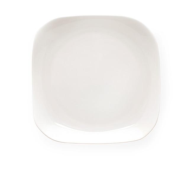 Тарелка квадратная (220x220 мм.)