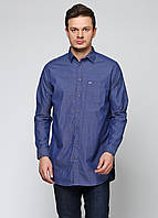 Рубашка мужская DIESEL цвет синий размер L арт 00SUGB-0SANA-8ATA, фото 1